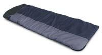 Спальный мешок с подголовником Novus Graphit