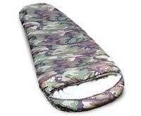 Спальный мешок с подголовником Novus Hunter 200