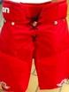 Шорты (шнурок) красные Н3201 р.42 (М) - спортинвентарь оптом, Пумори-Спорт, Екатеринбург
