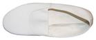 Туфли гимнастические женские (иск.кожа, белые) - спортинвентарь оптом, Пумори-Спорт, Екатеринбург