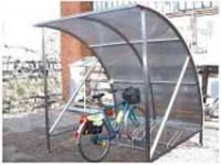 ВП10 Навес для велосипедной парковки - спортинвентарь оптом, Пумори-Спорт, Екатеринбург