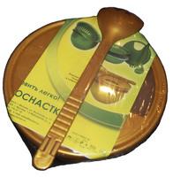Комплект посуды Хозяюшка П-78ТХ 871-029 - спортинвентарь оптом, Пумори-Спорт, Екатеринбург