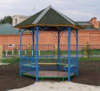 Беседки для детских площадок - спортинвентарь оптом, Пумори-Спорт, Екатеринбург