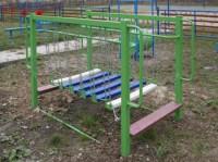 700.239 Подвесной мостик на цепях - спортинвентарь оптом, Пумори-Спорт, Екатеринбург