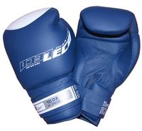 Перчатки боксерские 16 унц. синие ПРО Т8-8 - спортинвентарь оптом, Пумори-Спорт, Екатеринбург