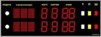 Табло для настольного тенниса №1 - спортинвентарь оптом, Пумори-Спорт, Екатеринбург