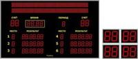 Универсальное табло для бассейна №7 - спортинвентарь оптом, Пумори-Спорт, Екатеринбург
