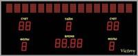 Футбольное табло для стадиона №4 - спортинвентарь оптом, Пумори-Спорт, Екатеринбург