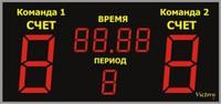 Табло для футбола №5 - спортинвентарь оптом, Пумори-Спорт, Екатеринбург