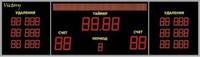 Табло для хоккея профессиональное №2 - спортинвентарь оптом, Пумори-Спорт, Екатеринбург
