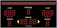 Табло для баскетбола малое №1 - спортинвентарь оптом, Пумори-Спорт, Екатеринбург
