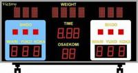Табло для дзюдо №1 - спортинвентарь оптом, Пумори-Спорт, Екатеринбург