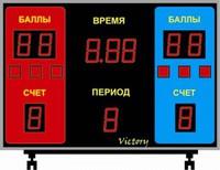 Табло для вольной и греко-римской борьбы №1 - спортинвентарь оптом, Пумори-Спорт, Екатеринбург
