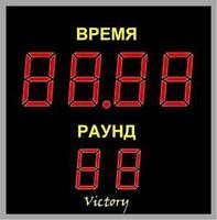 Табло для бокса №1 - спортинвентарь оптом, Пумори-Спорт, Екатеринбург