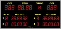 Табло для пожарно-прикладного спорта №1 - спортинвентарь оптом, Пумори-Спорт, Екатеринбург