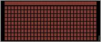 Информационный текстовый экран для открытого стадиона №4 - спортинвентарь оптом, Пумори-Спорт, Екатеринбург