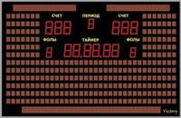 Универсальная информационная система для соревнований в закрытых спортивных сооружениях №5 - спортинвентарь оптом, Пумори-Спорт, Екатеринбург