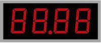 Тренировочный секундомер для плавательных бассейнов №1 - спортинвентарь оптом, Пумори-Спорт, Екатеринбург