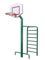 Игровой комплекс (баскетбольная стойка, турник, стенка гимнастическая) - спортинвентарь оптом, Пумори-Спорт, Екатеринбург