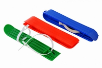 Мини-лыжи 37см, крепление 2 пластик/текстииль ремни, B203 - спортинвентарь оптом, Пумори-Спорт, Екатеринбург