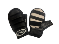 Перчатки- накладки RONIN нат.кожа, для многих видов единоборств F200 - спортинвентарь оптом, Пумори-Спорт, Екатеринбург