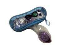 Очки для плавания Speedo в сумочке на молнии, взрослые, силикон+ беруши SH-15 - спортинвентарь оптом, Пумори-Спорт, Екатеринбург