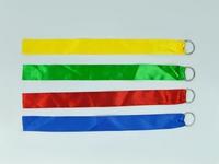Лента атласная короткая на кольце 0,5м - спортинвентарь оптом, Пумори-Спорт, Екатеринбург