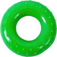 Эспандер кистевой AbsoluteChampion (зелёный) усилие 25кг - спортинвентарь оптом, Пумори-Спорт, Екатеринбург