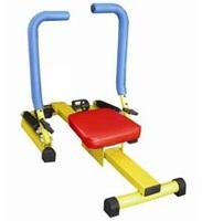 Тренажёр детский механический гребной с двумя рукоятками (TFK-04/SH-04) - спортинвентарь оптом, Пумори-Спорт, Екатеринбург