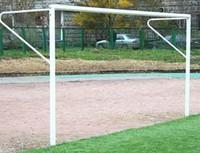 Футбольные ворота (упрощенные) 7320x2440 мм (сертифицированы) - спортинвентарь оптом, Пумори-Спорт, Екатеринбург
