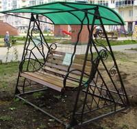 Скамейка придомовая - спортинвентарь оптом, Пумори-Спорт, Екатеринбург