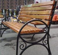 Скамейка для благоустройства - спортинвентарь оптом, Пумори-Спорт, Екатеринбург