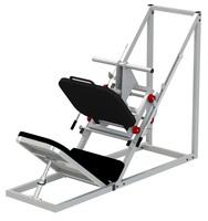 ПС5.1 Тренажер для мышц ног (жим ногами лежа) - спортинвентарь оптом, Пумори-Спорт, Екатеринбург