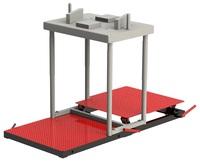 ПС63.7 Платформа к столу для армрестлинга складная - спортинвентарь оптом, Пумори-Спорт, Екатеринбург