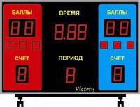 Электронное табло для единоборств - спортинвентарь оптом, Пумори-Спорт, Екатеринбург