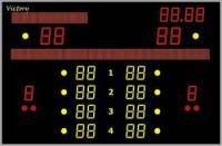 Электронное табло для волейбола и гандбола - спортинвентарь оптом, Пумори-Спорт, Екатеринбург