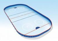 Хоккейный корт (коробка) - спортинвентарь оптом, Пумори-Спорт, Екатеринбург
