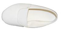 Туфли гимнастические  детские  (иск.кожа, белые) - спортинвентарь оптом, Пумори-Спорт, Екатеринбург