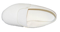 Туфли гимнастические (иск.кожа, белые) - спортинвентарь оптом, Пумори-Спорт, Екатеринбург