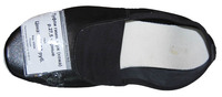 Туфли гимнастические мужские (кожа, черные) - спортинвентарь оптом, Пумори-Спорт, Екатеринбург