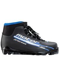 Ботинки лыжные MOTOR PROCESS SNS черный, лого синий ИК37-01-08 - спортинвентарь оптом, Пумори-Спорт, Екатеринбург