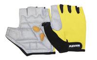 Перчатки велосипедные FLEXTER FL-5004 - спортинвентарь оптом, Пумори-Спорт, Екатеринбург