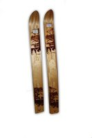 Лыжи промысловые DEER деревянные 1С11 - спортинвентарь оптом, Пумори-Спорт, Екатеринбург