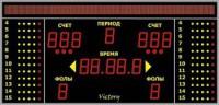 Электронное табло для баскетбола - спортинвентарь оптом, Пумори-Спорт, Екатеринбург