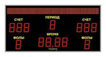 Табло универсальное большое №3 - спортинвентарь оптом, Пумори-Спорт, Екатеринбург