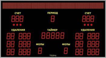 Табло для гандбола №2 - спортинвентарь оптом, Пумори-Спорт, Екатеринбург