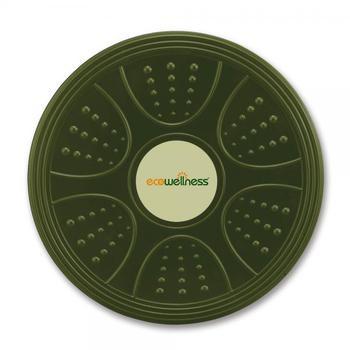 Диск балансировочный  зелёный QB-636 OEN-B - спортинвентарь оптом, Пумори-Спорт, Екатеринбург